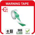 Изготовленный на заказ Прокатанный PVC Предупреждающая лента