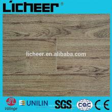 12мм ламинированный пол / v паз AC3 деревянные полы / Высокое качество HDF ламинированный пол цена