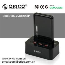 ORICO XG-2518SUS3P Estação de encaixe HDD móvel externa 2.5''