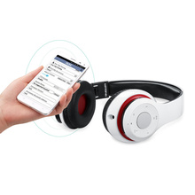 Su cuffia bluetooth pieghevole Colorful Head Headphone