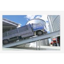 Plataforma de descarga de camiones hidráulicos XTQC-80