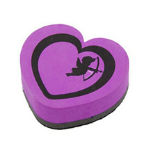 Heart Shape Whiteboard Eraser for Promotional Gift