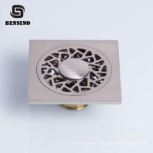 modern design brass bathroom shower stopper