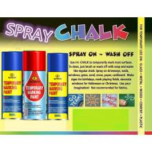 Água removível Temporary Marking Paint / Spray Chalk / Water Washable Spray Pintura 200ml / 400ml