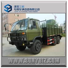 General Wagon Stake Truck 6X6 Dongfeng Cargo Truck