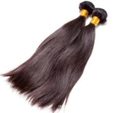 cabelo humano virgem brasileiro que tece o cabelo, artigos quentes 2015 cabelo humano china