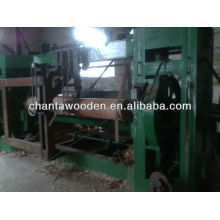 Rotación de madera de corte chapa natural 0.3mm-1.7mm en la fábrica de Linyi