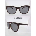 Fashion Style Ladies Sun Reader Glasses with Special Temple Ast037