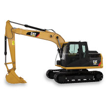 Cat 313D2 GC Small Hydraulic Excavator good performance