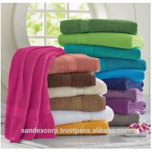 Serviette de bain en coton