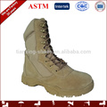 Light weight Desert military boots American style genuine leather