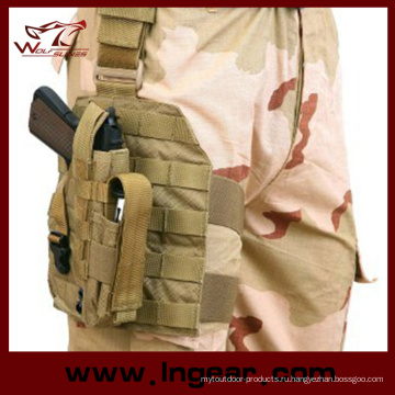 075 падение кобуры пистолет ногу с кобуры пистолет тактического снаряжения