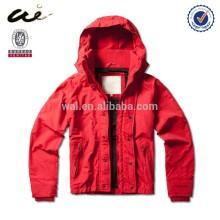 2015 new style red color bomber jacket