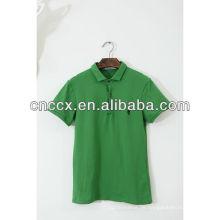 13PT1045 100% Baumwolle Kurzarm-Trockenanzug-Polo-Shirt Großhandel