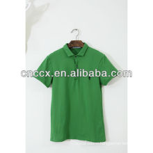 13PT1045 100%Cotton Short sleeve dry fit polo shirt wholesale