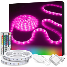 LED Strip Lights RGBIC WiFi Wireless Light Strip 5050 LED Lights Sync Music    Amazon Alexa  Google Assistant Android iOS