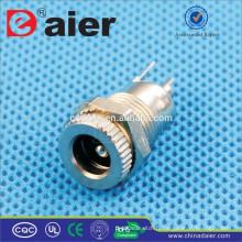 Daier Métal 2.1mm / 2.5mm Mini DC-099 DC Jack / / Connecteur Jack / Prise électrique