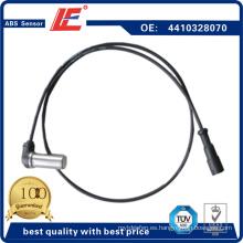 Auto Truck ABS Sensor Sistema de frenos antibloqueo Transductor Indicador Sensor 4410323820, 441 032 3820, A0065427618 para Mecedes-Benz, Daf, Wabco