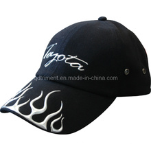High Frequency Printed Cotton Twill Sport Baseball Cap (TRB097)