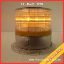 solar marine buoy beacon light water proof IP 68 protection