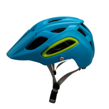 PC+EPS Material Mountain Bike Helmet With Sun Visor