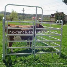 Бар живыми животными стальные панели, как птицеводство Оборудование для крупного рогатого скота лошади или козла во дворе