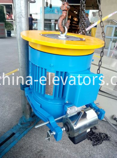Electric Motor for KONE Escalator Driving Machine 11kW