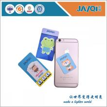 Microfiber Mobile Phone Screen Cleaner Sticker