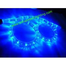 LED 2 hilos redondos para la Navidad Luz del centelleo del LED (BL-2W)