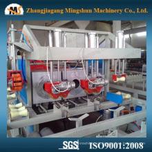 Máquina de expansão de dobra automática de dupla tubulação