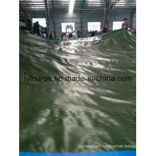 waterproof Durable Military Green PE Tarpaulin Cover, PE Tarp Sheet