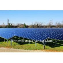 Módulo de panel solar monocristalino de 190 vatios