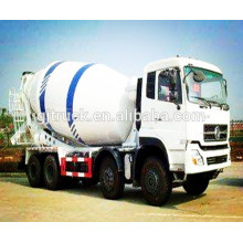 8*4 Dongfeng concrete mixer truck/ Dongfeng cement truck/ Dongfeng pump mixer truck/ mixer truck/ powder mixer truck for 14CBM