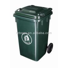 moule en plastique d'injection de poubelle extérieure