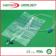 Saco de drenagem de urina médica Henso
