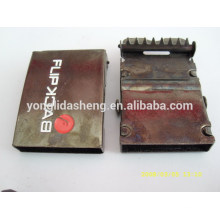 Chine Custom logo boucle de ceinture en métal en gros