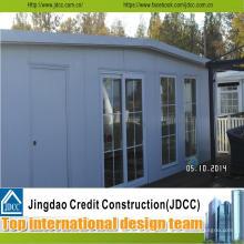 Fácil instalar casas residenciais modulares pré-fabricadas