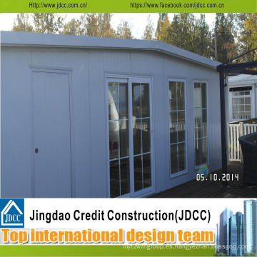 Casas prefabricadas modulares y fáciles de instalar