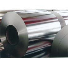 Rollo de papel de aluminio jumbo de grado alimenticio para paquete