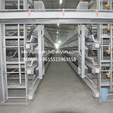 H Type Chicken Cage for Layer and Broiler