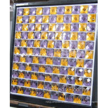 Mosaico de vidrio de diamante de mosaico (HD062)