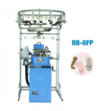 Renewable Design for China Socks Sewing Machine,Single Cylinder  Knitting Machine Manufacturer Fully computerized electric single cylinder sock machine export to Armenia Factories