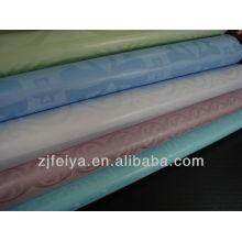Mode Brocade Africain Tissu Textile Bazin Riche Coton Tissu Damassé Shadda Doux Nigéria Style Guinée