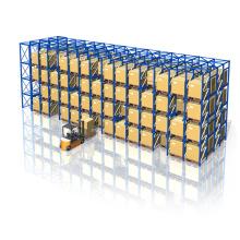 Metal Storage Racks Heavy Duty Scale Pallet Racking