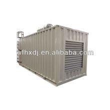 400кВт бесшумный контейнерный генератор Cummins с CE