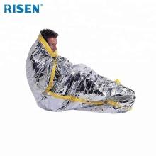 Grande venda de cobertores de alumínio cobertor de folha de prata