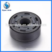 Coilover Uso de Choque CNC Machined PTFE Piston With Rubber