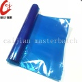Fluorescent Blue Blowing Film 마스터 배치 과립