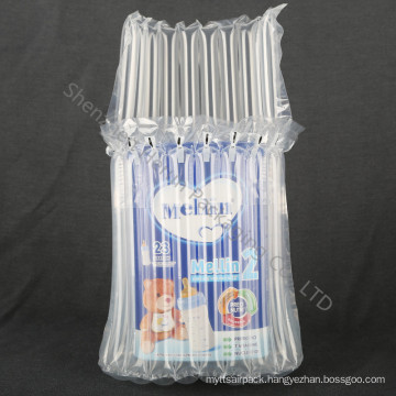 Sefety Air-Column Bag for Milk Powder Cans