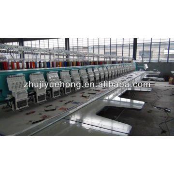 zhuji high speed embroidery machine YUEHONG brand